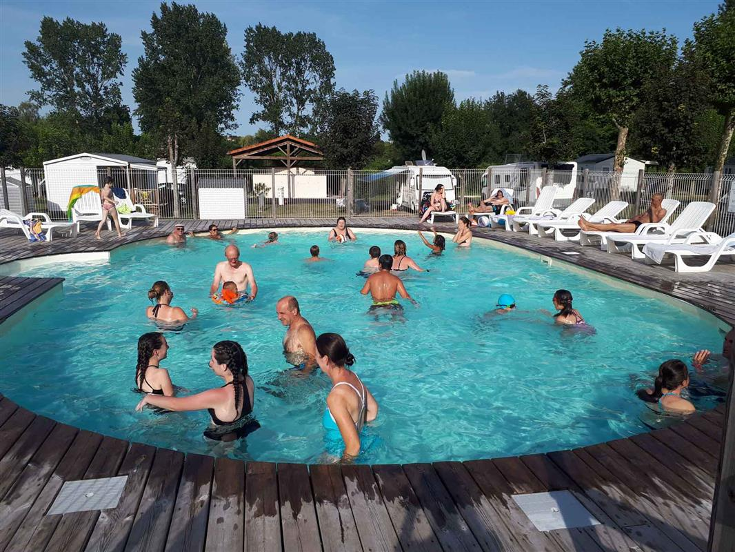 camping 3 toiles avec piscine charente maritime 17